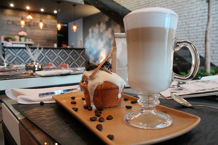 Cafeterías en Barcelona
