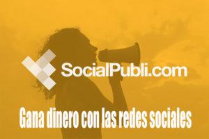 ¿Quieres trabajar conmigo y SocialPubli?