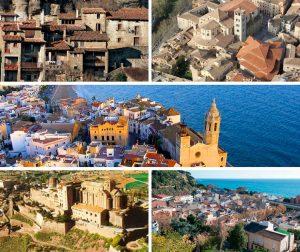 Visita los pueblos más bonitos de Barcelona