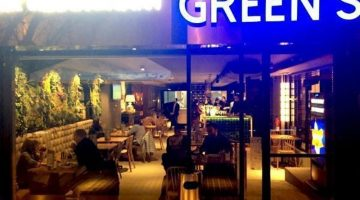 Green's: restaurante para grupos en Barcelona