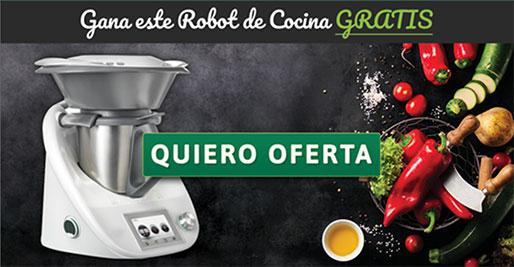 Robot de cocina gratis