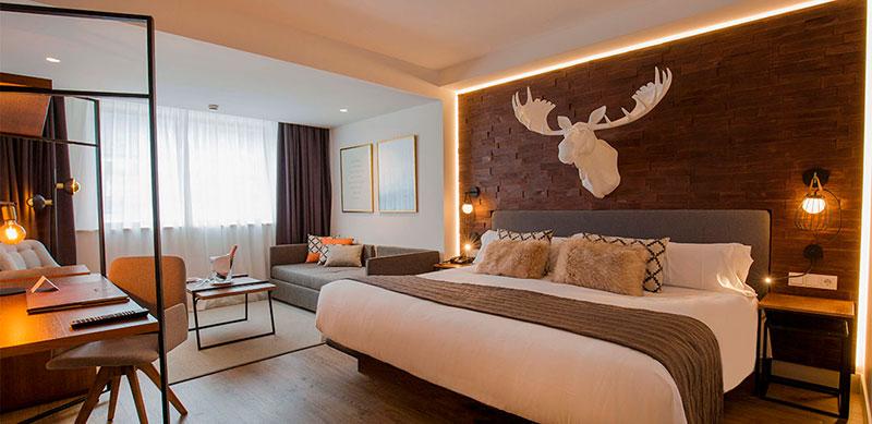 Hotel Andora Navidad