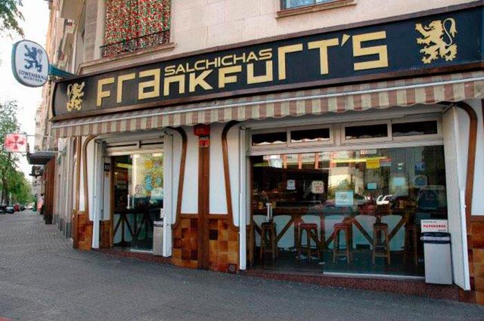 Frankfurt Pedralbes Barcelona